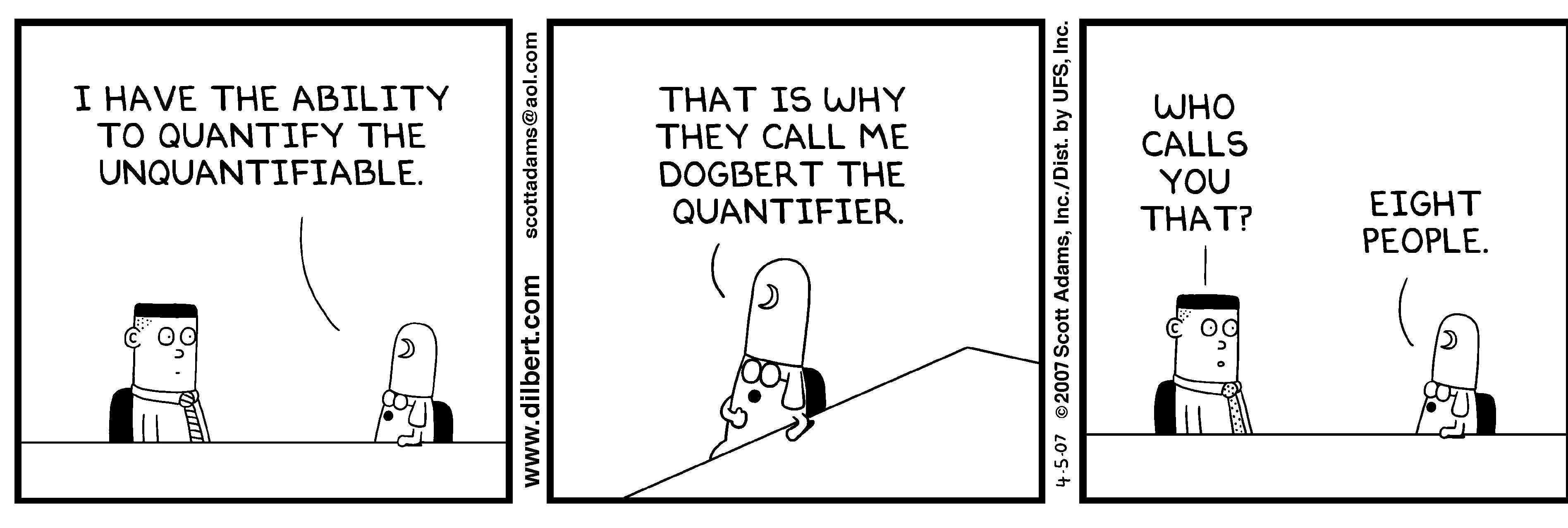 Dilbert Cartoons