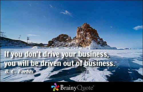 Brainy Quote ~ B. C. Forbes