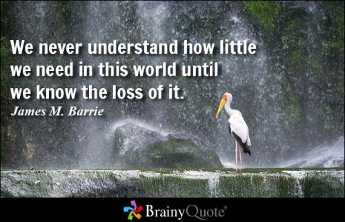 Brainy Quote ~ James M Barrie 001