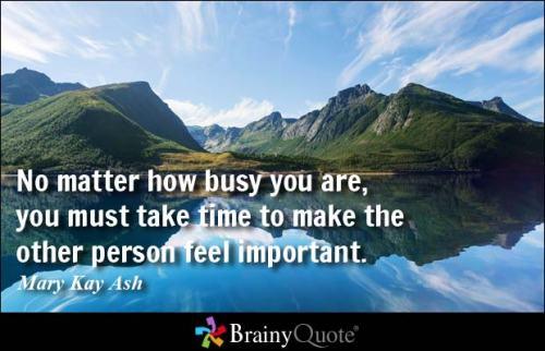 Brainy Quote ~ Mary Kay Ash 002