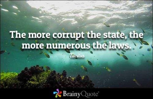 Brainy Quote ~ Tacitus