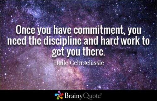 Commitment brainy quotes